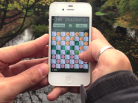The checkers for ios