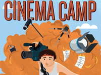 Cinema Camp Poster