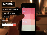Alarm Clock - Coming Soon