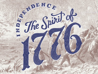 The Spirit of 1776
