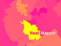 HeatMapper - Heat Map Generator