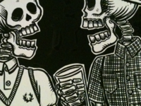 Skeleton Rude Boys