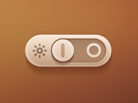 Light Toggle Button