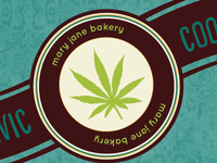 Mary Jane Bakery's: Chronic Cookies