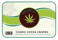 Cosmic Cocoa Crispies