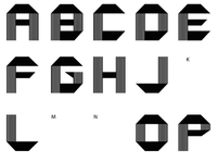 New Typeface (In Progress)