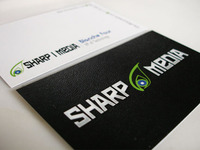 Sharp I Media - Business Card