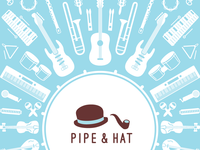 Pipe & Hat at Midem