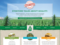 Hemp Oil Canada Website