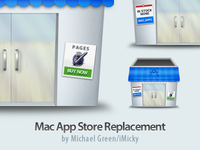 App Store Replacement Icon