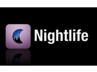 Nightlife Business Card
