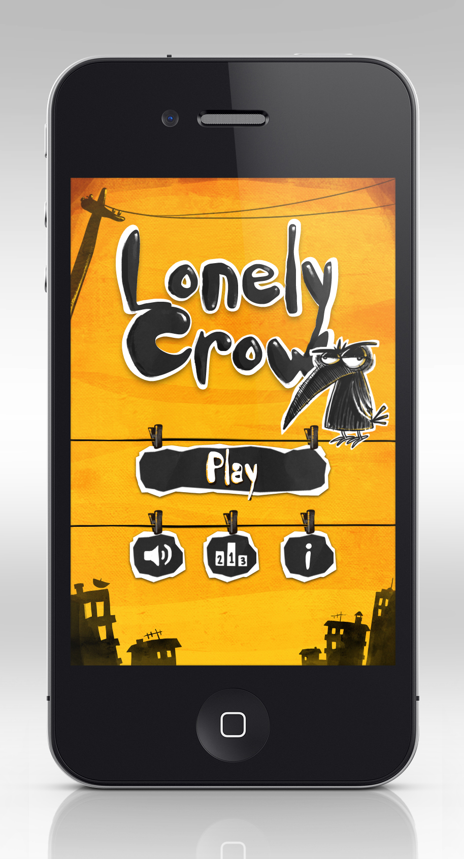 Crow_iphone
