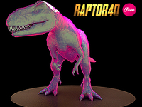 Free Cinema 4D REX Model