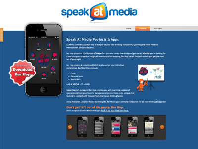 Speak_at_media_home_page