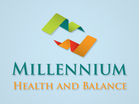 Millenium Health and Balance Logo