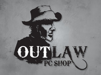 Outlaw PC Shop Logo