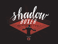 Indiana City Beer Branding - Shadow Boxer