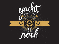Indiana City Beer Branding - Yacht Rock