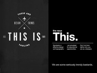 Design Trends Dribbble