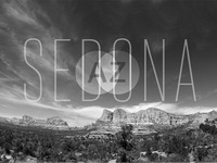 Sedona Ansel Adams Mimic