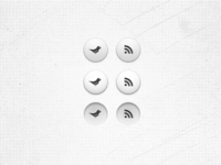 Light Buttons Dribbble