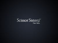 Scissor Sisterz Hair Salon Logo