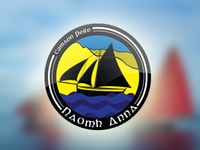 Naomh Anna Badge Circle