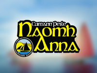 Naomh Anna Badge & Wordmark