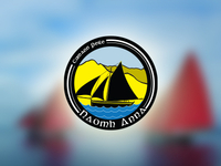 Naomh Anna Badge Circle Alternate 2