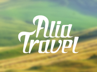 Alia Travel Work in progress