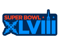 Superbowl XLVIII Logo 2014