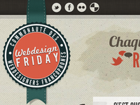 Webdesign Friday