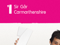 Un Sir Gar / One Carmarthenshire
