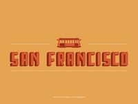 San Francisco Typeface