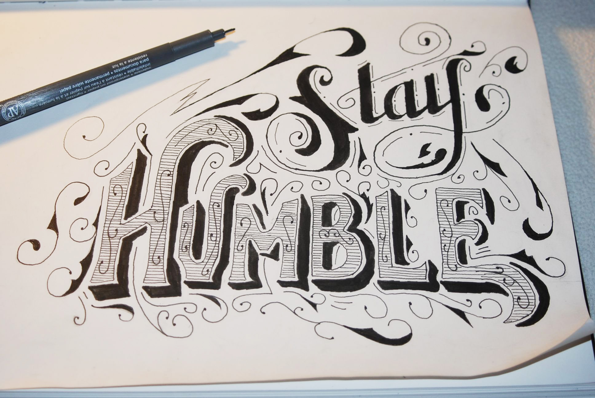 Stayhumblefull