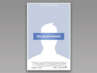 The Social Network - Minimalist Poster