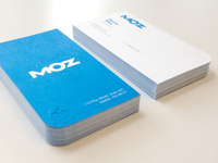 Moz Business Cards