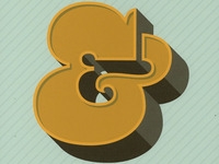 Big-Boned Ampersand