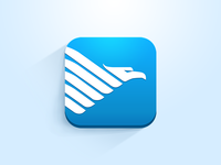 Garuda Indonesia Flight App Icon