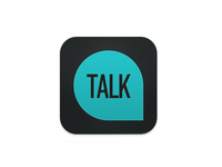 Lets Talk App Icon