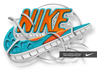 Nike - Nike free run Tshirt design!
