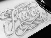 Friday Type Project