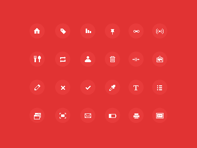 Download Sharp pixel-icons