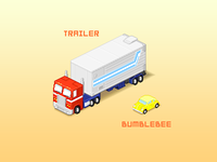 OP trailer and Bee