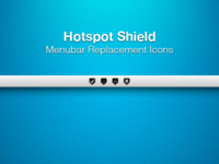 Hotspot Shield Menubar Replacements