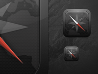 Tactical Nav Icons
