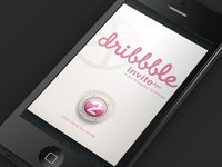 2 Dribbble Invite Giveaway