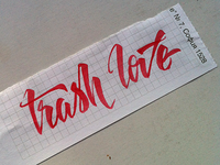 Trash Love