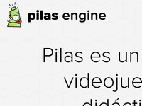 pilas engine home page