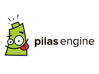 Pilas Engine logo restyling
